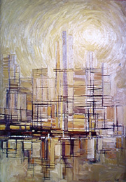 Abstract Of City